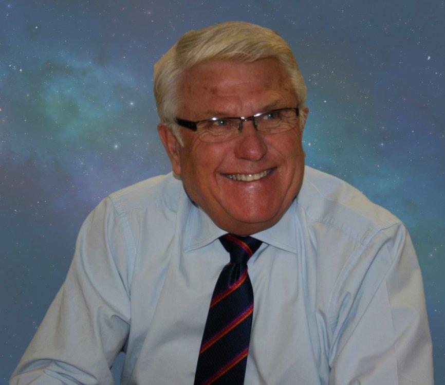 Gordon Pirie_Founder of Testime Technology Ltd
